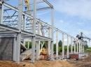 Строительство быстромонтируемых промышленных зданий