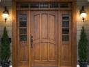 Деревянные двери - изысканность и надежность