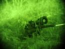 Ночная охота с помощью приборов ночного видения
