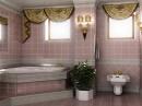 Как не заблудиться среди штор в ванную